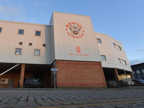 Blackpool will welcome Rangers and Burnley to Bloomfield Road within a week of each other