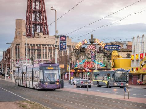 Blackpool Transport bosses are still recommending passengers wear facemasks on buses and trams after Government social distancing rules are eased on Monday, July 19, 2021