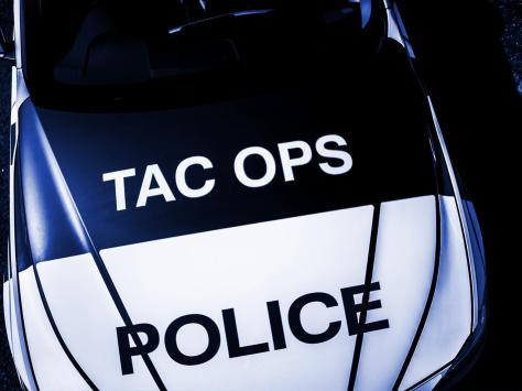 Lancashire Police's Tact Ops squad was involved in the operation, codenamed 'Op Guardian', which has been set up to disrupt criminal activity on the county's roads, such as transporting drugs and stolen vehicles.