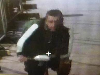 Police want to speak to this man after a stabbing in Blackpool town centre. (Credit: Lancashire Police)