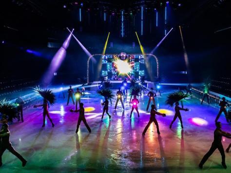 Hot Ice Euphoria at Blackpool Pleasure Beach Arena