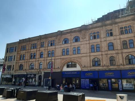 The Empress Buildings
