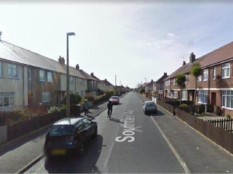 Southfleet Avenue, Fleetwood, (Google)
