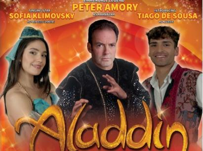 Aladdin is coming to Fleetwood