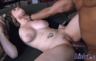 BABE wit BIG BOOBS GETS BANGED HARD