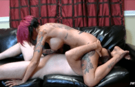 ANNA BELL PEAKS FUCKING WITH OLD MAN