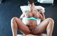 LISA ANN FUCK GYM