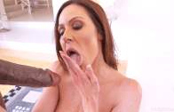 KENDRA LUST BIG TIT MILF HAS THE BIGGEST BLACK COCK OF HERE LIFE