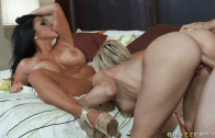 ALEXIS TEXAS & AUDREY BITONI – THE DRIVER
