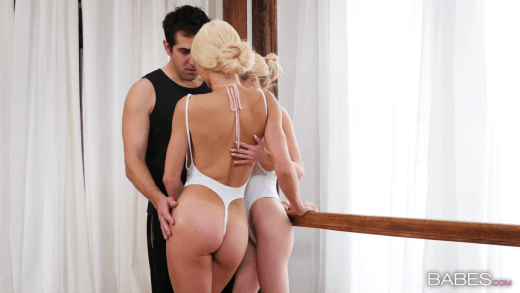 LET'S DANCE – PIPER PERRI & ELSA JEAN