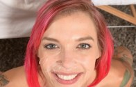 SPIZOO PRESENT ANNA BELL PEAKS LOVES A FAT FACIAL