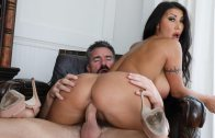 Blackmailed – August Taylor – Secretary's Blackmailed Office Fuck