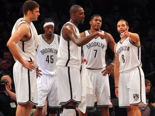 The Brooklyn Nets will have a projected payroll of almost $98 million in the 2013-14 season. (Photo: Brad Penner, USA TODAY Sports)