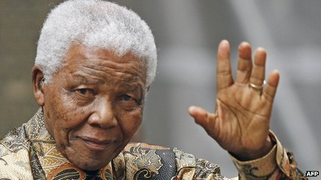 Nelson Mandela contracted tuberculosis during his 27 years in prison