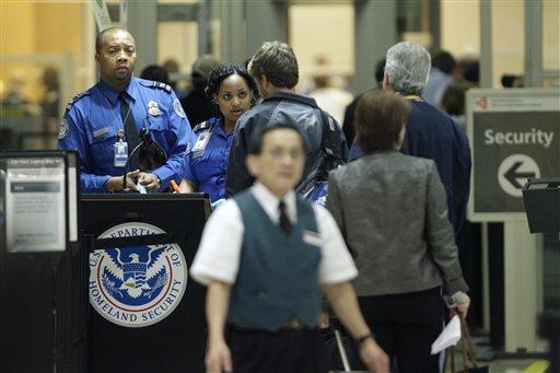 Airport Screening Program