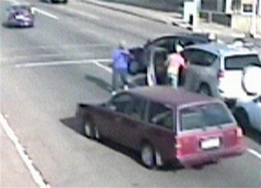 South Africa Carjacking Spot
