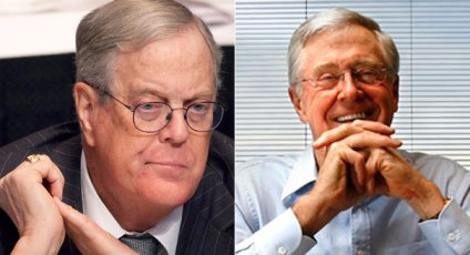 The Koch brothers are pictured. | AP Photos. The factions will end their lawsuit and dissolve the shareholder agreement. (AP Photos)