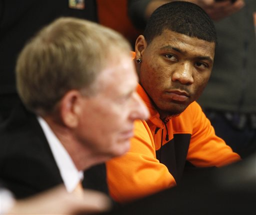 Travis Ford, Marcus Smart