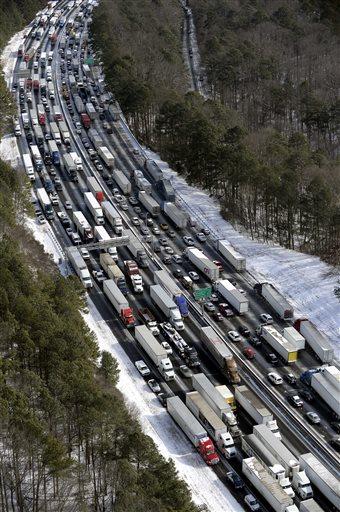 Winter Weather Atlanta