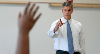 Secretary of Education Arne Duncan (AP Photo)