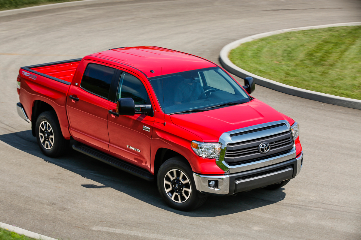 Car Review: 2014 Toyota Tundra 4X4