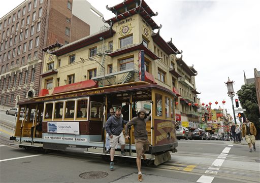 Chinatown Cable Car