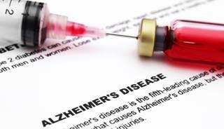 Blood test may predict Alzheimer disease