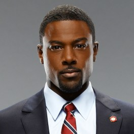 """Lance Gross plays rookie Secret Service Agent Marcus Finely who won't quit until the job is done in the new NBC drama """"Crisis"""" (Courtesy Photo)"""