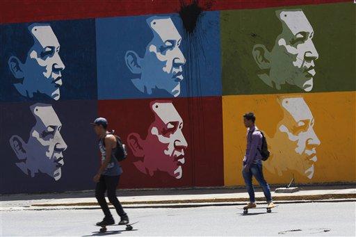Venezuela Chavez Forever
