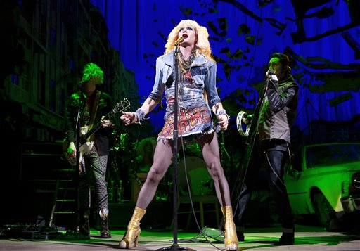 Hedwig & the Angry Inch, Neil Patrick Harris
