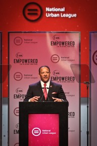 Marc Morial at last summer's national convention. (National Urban League Photo by Lawrence Jenkins)