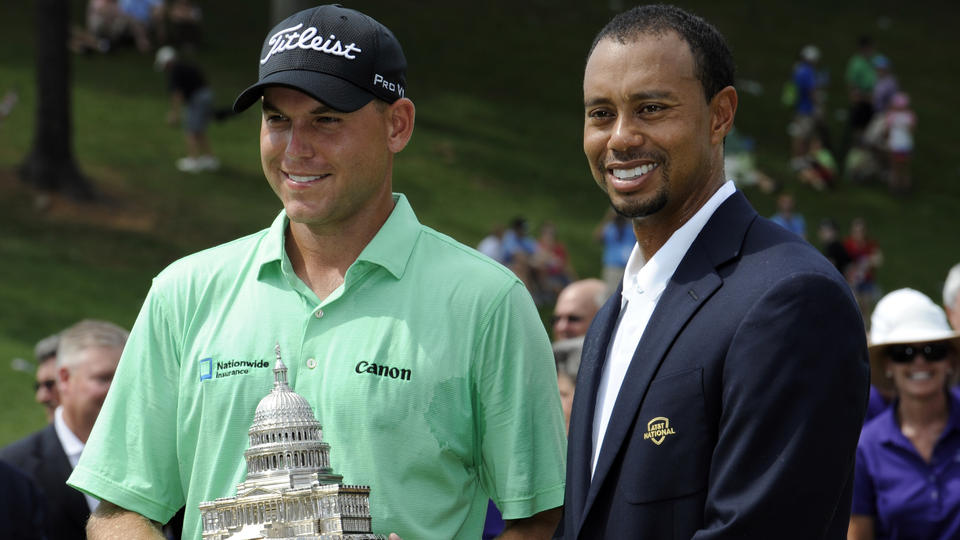 Tiger Woods, Bill Haas