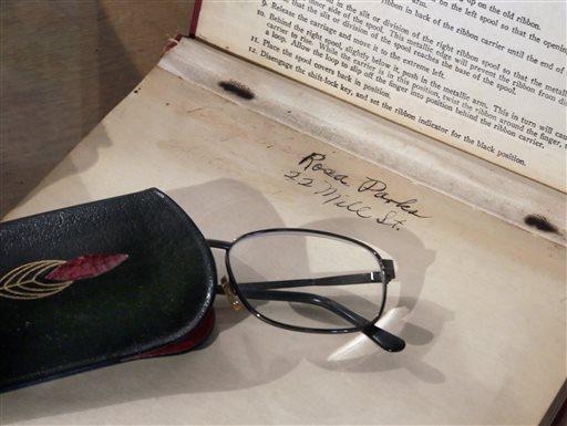 Rosa Parks Archive