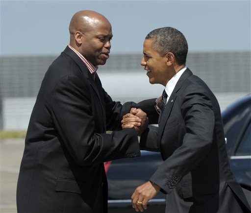 Barack Obama, Craig Robinson