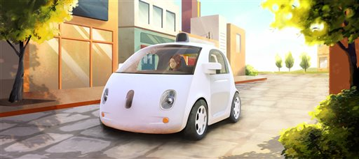 Google-Self Driving Cars
