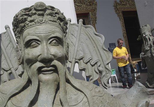 Thailand Coup Tourism