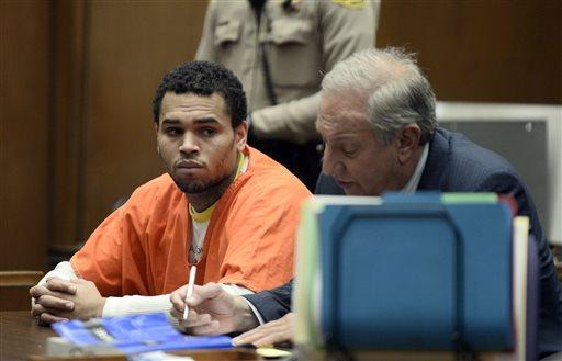 Chris Brown, Mark Geragos