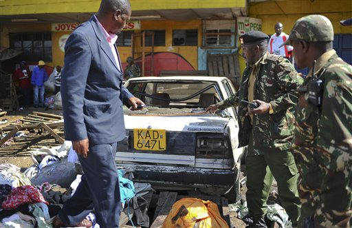 Kenya Terrorism Corruption