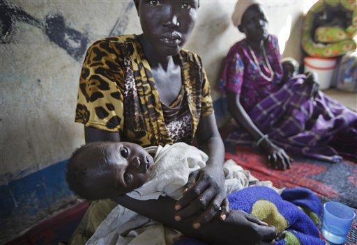 South Sudan Famine Warnings