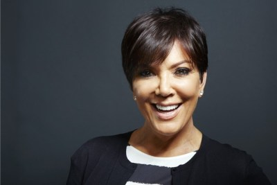 Kris Jenner poses for a portrait in New York on July 8, 2013. (AP Photo)
