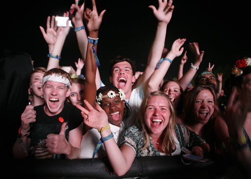 2014 Bonnaroo Music and Arts Festival Day 2