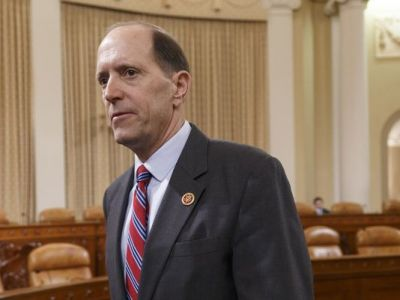 House Ways and Means Committee Chairman Rep. Dave Camp, R-Mich. on Capitol Hill in Washington. ( J. Scott Applewhite/AP)