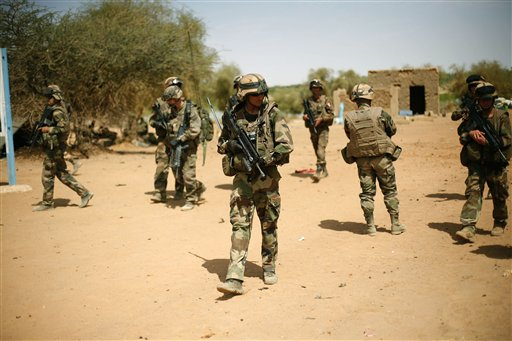 France Africa Security