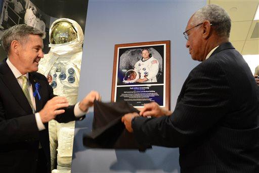 Moon Anniversary-NASA