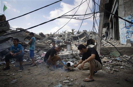 Mideast Gaza War Analysis