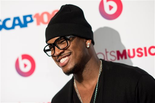 This June 26, 2014 file photo shows Ne-Yo at the 27th Annual Rhythm And Soul Awards held at the Beverly Hilton Hotel in Los Angeles. The Daily News reports that Ne-Yo has sued onetime manager and confidant Kevin Foster in Manhattan federal court. Foster started handling Ne-Yo's finances in 2005. The lawsuit says Foster moved some of Ne-Yo's money without permission. It also alleges that Foster faked Ne-Yo's name on loan documents and invested Ne-Yo's money in a water company that was teetering on the edge of bankruptcy. It seeks $4.5 million plus $3.5 million in fees that the singer says he paid Foster. (Photo by Richard Shotwell/Invision/AP, File)