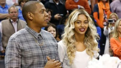 Jay Z and Beyonce (Sue Ogrocki/AP Photo).