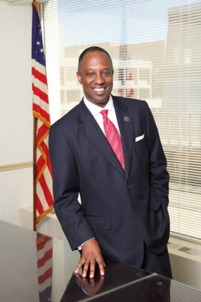 Ron Busby, president of the U.S. Black Chambers, Inc. (Courtesy Photo)