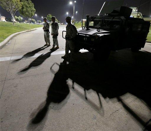 Police Shooting Missouri Holder