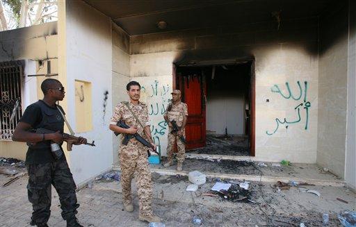 Mideast Libya Failed State